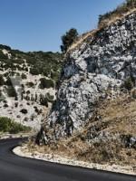 lefkada roads